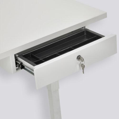 bureaulade cleandesk persoonlijke lade met slot