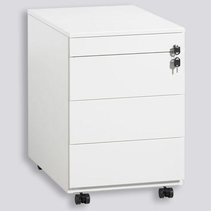 Ladeblok TKS 3331 met 3 laden en een pennenlade uw beste keuze op kantoor