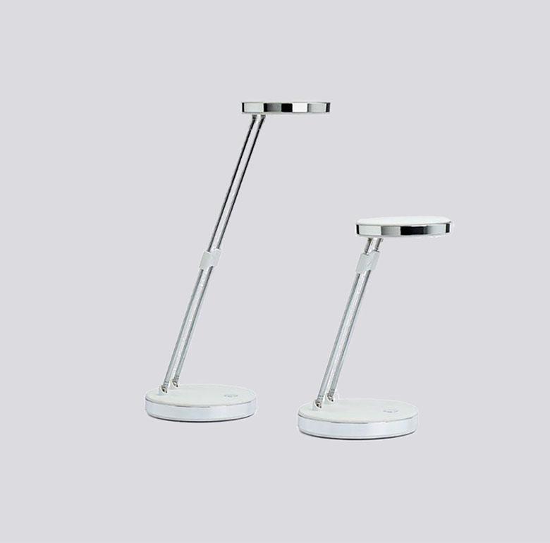 Puck bureaulamp