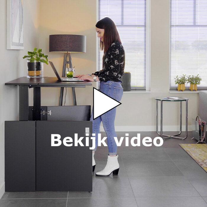 De Homefit de oplossing voor uw werkplek in de huiskamer