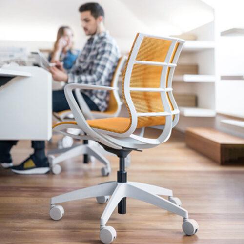 Sedus bureaustoel Se Joy ideaal voor de thuiswerkplek